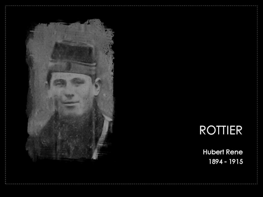 rottier hubert rene 1894-1915