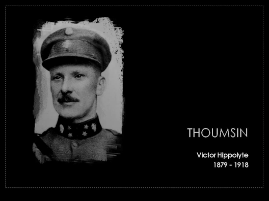 thoumsin victor hippolyte 1879-1918