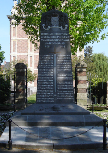 monument wondelgem